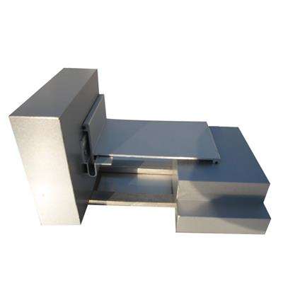 Extruded Aluminum Ceiling Expansion Joint Covers