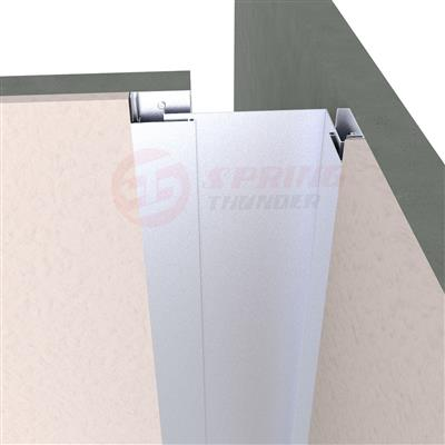 Flush Aluminum Wall Expansion Joint 2