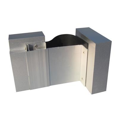 Flush Aluminum Wall Expansion Joint Il2
