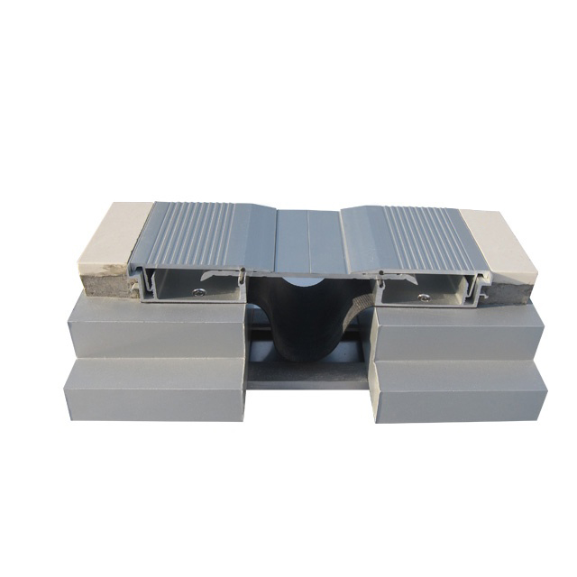 Serrated Floor Expansion Joint Cover FL