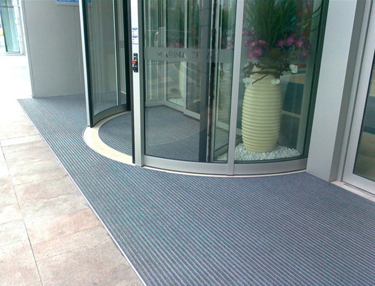 Commercial Entrance Mats Recessed Entrance Matting Systems
